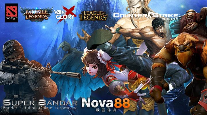 Judi Online Esport Di Nova88